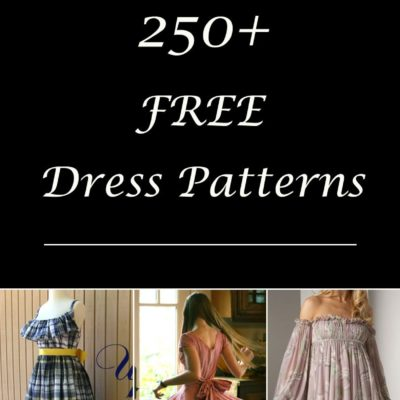 Lots of free women's dress patterns. Diy ideas for dresses, sewing tutorials & projects for women. Many simple & easy styles. Casual and