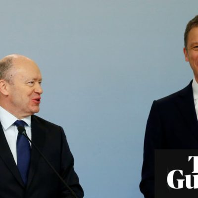 Deutsche Bank ousts British CEO after two-week boardroom battle