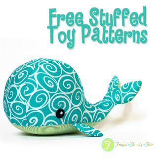 stuffed bird patterns free | Soft Toy Free Sewing Pattern – How to Sew a…