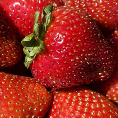 Authorities are trying to figure out who is sticking needles in Australian strawberries