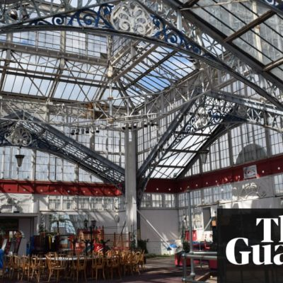 Great Yarmouth Winter Gardens among UK's most at-risk buildings