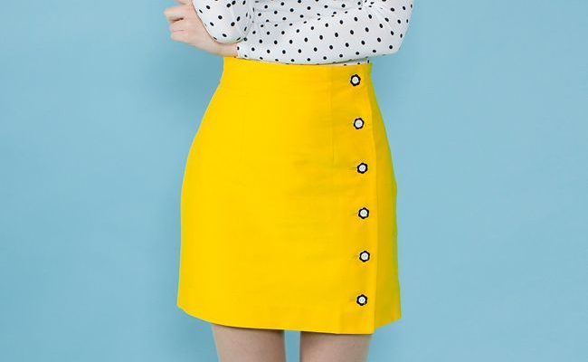 Arielle skirt sewing pattern – new from Tilly and the Buttons