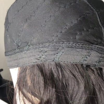 The truth about sewing machine wig making | Cap shrink? Band? Measurements? | HAIRBYERICKAJ.COM