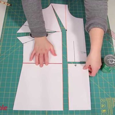 Beginner's Guide to Sewing (Ep 20): Bust Adjustments