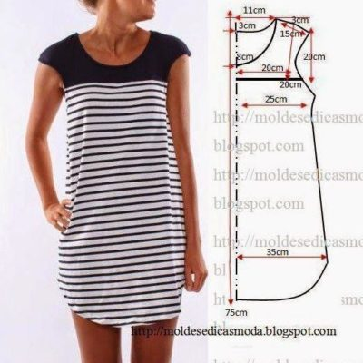 DIY your photo charms, 100% compatible with Pandora bracelets. Make your gifts special. 35 modelos y patrones de vestidos para dama04