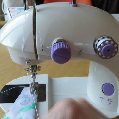 Unboxing HobbyCraft Mini Sewing Machine