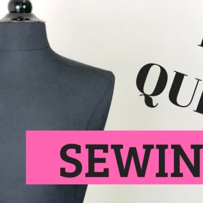 I Quit Sewing – Why You May Want to Join Me