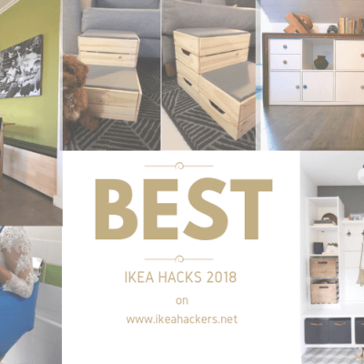 10 best of the best IKEA hacks of 2018