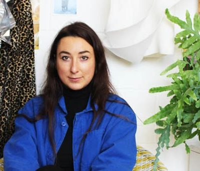 Sewing Space Tours… Kate Tabor's Costume Design Studio