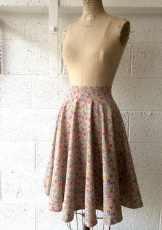 5 easy skirts to make & refashion – without a sewing pattern! – By Hand London