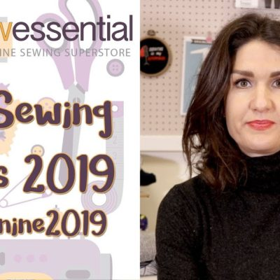 My 2019 Sewing Plans #makenine2019