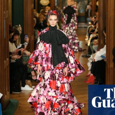 London fashion week: shafts of light to the heavy weight of history