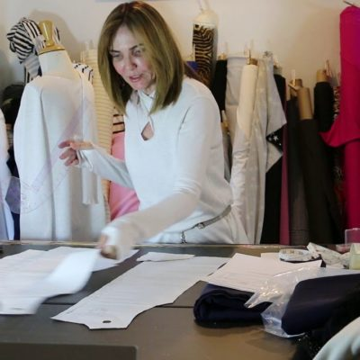 Let's Sew – The Wrap Collar – Episode 116