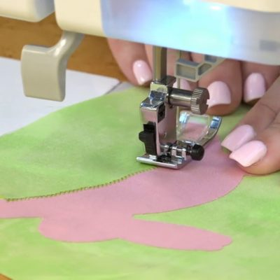 5 Top Stitches for Sewing and Quilting
