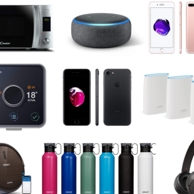 Apple iPhones, Bosch coffee machines, Sony speakers, Amazon devices, and more on offer for April 10 in the Amazon Spring UK Sale
