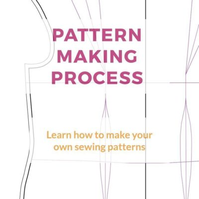 Learn How to Make Your Own Patterns – Part One Pattern Making Basics – The Pattern Making Process #sewing #sewingblogger #patternmaking
