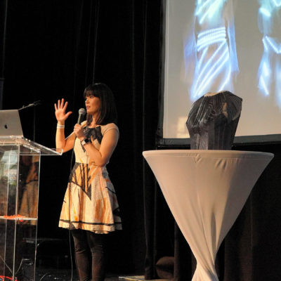 Supercon Talk: Sophy Wong is Designing the Future of Wearable Technology