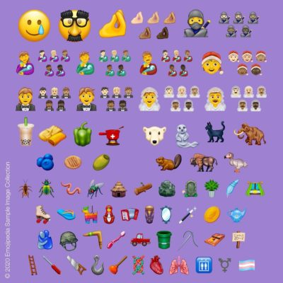New Emojis Coming in 2020 Include Polar Bear, Bubble Tea, Teapot, Seal, Feather, Dodo, Black Cat, Magic Wand and More