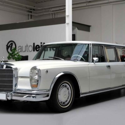 1975 Mercedes-Benz 600 Pullman Maybach W100 Limousine