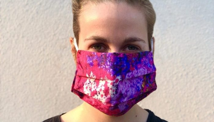 How to make a face mask at home – that's both fashionable and protective