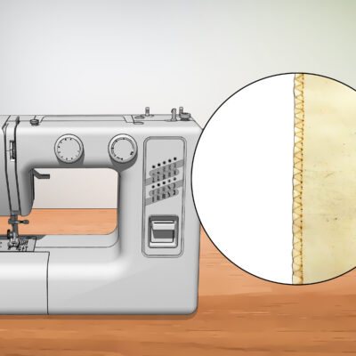 How to Stop Fabric from Fraying
