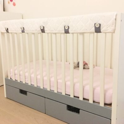 Saving Your Little One's Teeth (and crib!)