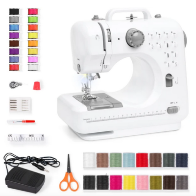 6V Portable Foot Pedal Sewing Machine only $56.99 shipped (Reg. $100!)