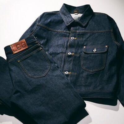 "Lee Revives Its WWII-Era 101 ""COWBOY"" Jeans and Denim Jacket"