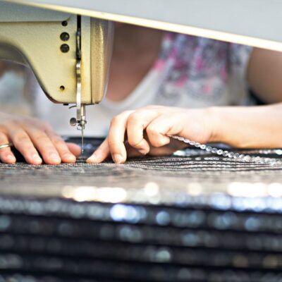 Swiss Turn to Sewing and Knitting During Pandemic as Sales Soar