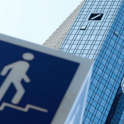 Deutsche Bank market share shrinks in some areas – Reuters
