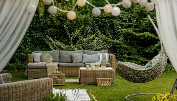 'Winterize' Your Outdoor Space so You Can Actually Use It When It Gets Cold