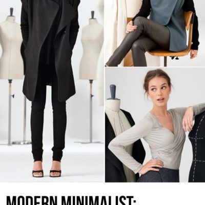 This sewing pattern collection from burda style magazine's October issue is a must see. These fashions are out of the ordinary. Unusual
