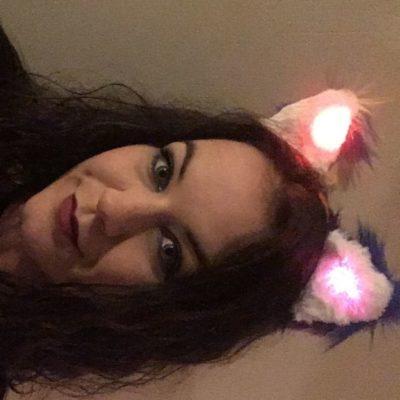 LED Kitty Cat Ears