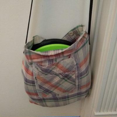 Diy Easy Golf Disc Bag