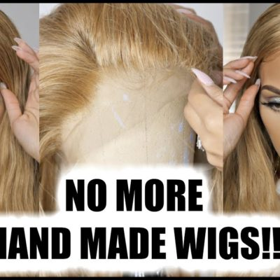 Sewing Machine WIG MAKING For Beginners!