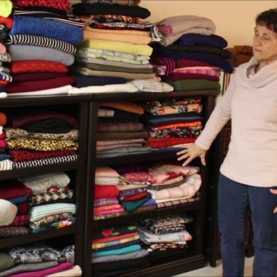 Mom's Sewing Room Tour