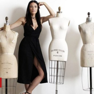 'Fashion industry's pollution made me cry'
