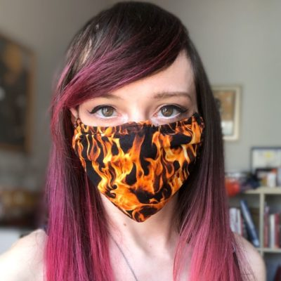 We're Running Out of Face Masks, But You Can Make One Yourself – VICE