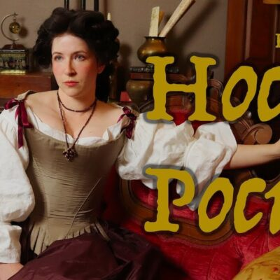 Sewing a Stay for Hocus Pocus Cosplay #WearableWednesday
