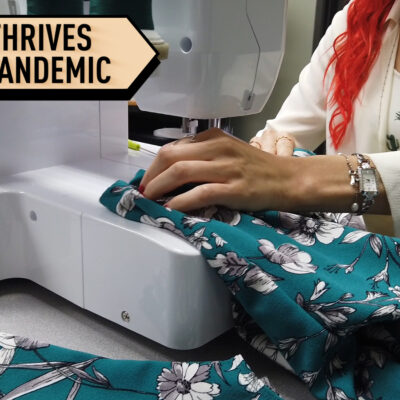 Sewing business thrives as people start sewing during downtime – WLS-TV