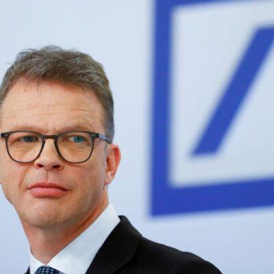 Deutsche salvation lies in traders' slippery hands – Reuters