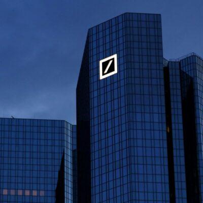 Deutsche Bank Traders Hand Sewing Best Quarter Since 2014
