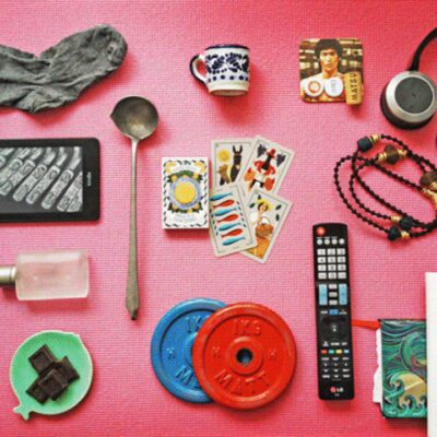 Skates, sewing machines, and sex toys: See the everyday objects that got us through COVID-19