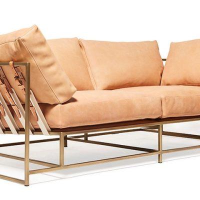 Stephen Kenn Designs Veg Tan Horween Seating For 3sixteen Flagship