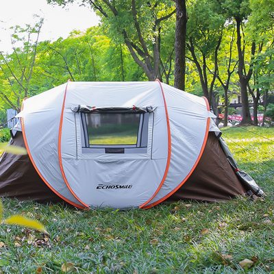 Save an extra 20% off on five Dad-approved tents this Father's Day