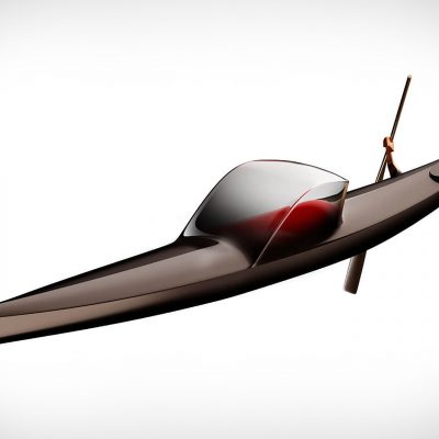 Philippe Starck Winter Gondola Concept