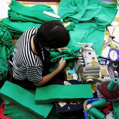 High demand for 'Squid Game' tracksuits cheers S.Korea's struggling garment sector – Reuters
